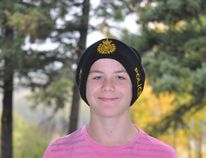 Levi Rempel, age 11, had a good business this summer, trapping and selling leeches.
