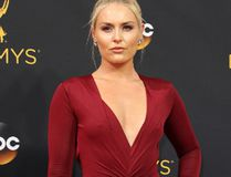 U.S. skier Lindsey Vonn attends the 68th Emmy Awards at the Microsoft Theater in Los Angeles on Sept. 18, 2016. (Adriana M. Barraza/WENN.com)