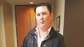 Shane Cockwill is Vulcan County's new Division 2 councillor. Stephen Tipper Vulcan Advocate