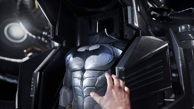 """Batman: Arkham VR."" (Supplied)"