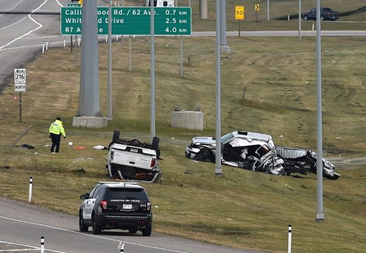Man charged with careless driving after fatal Henday crash