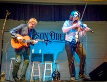The Nashville-based father-and-son duo of Tim and Myles Thompson will perform at Harrington Hall this Friday evening. Handout/Beacon Herald/Postmedia Network