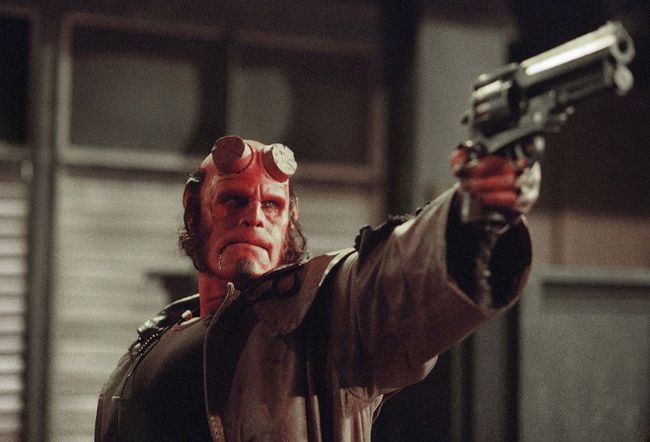 Ron Perlman stars in Hellboy. (Handout photo)