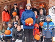 Parents and students from Cochrane's schools are getting ready for this year's Pumpkin Lantern Festival, which will showcase local talent on Oct. 28 as the Cochrane Ranche is filled with the creative jack-'o-lanterns submitted by the community.
