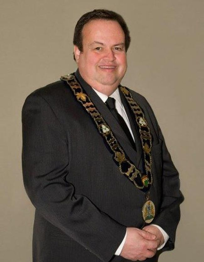Goderich Mayor Kevin Morrison. Submitted