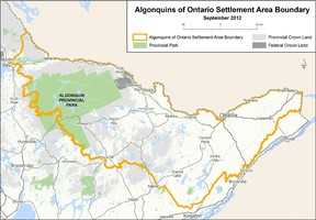 First Nations land deal