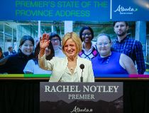 Notley state of the province CROPPED