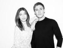 Stephanie Mark and Jake Rosenberg, founders of The Coveteur. (Supplied Photo)