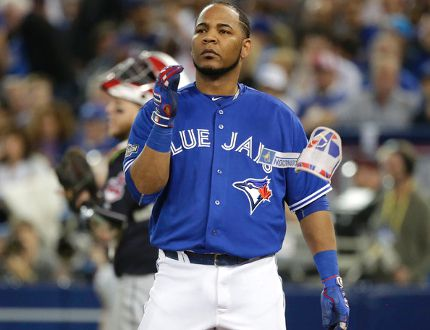 Will the Blue Jays re-sign pending free agent Edwin Encarnacion or go in another direction? (Craig Robertson/Toronto Sun)