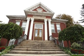 The Seaforth Library. (Shaun Gregory/Huron Expositor)