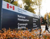The headquarters of the Canada Revenue Agency is photographed in Ottawa. Chris Roussakis/Postmedia Network