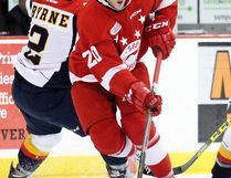 The Chatham Maroons have acquired forward Bryce Yetman from the Soo Greyhounds. (JEFFREY OUGLER/Postmedia Network)