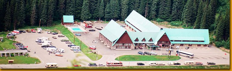 Glacier Park Lodge is going to be torn down after sitting empty for four years.