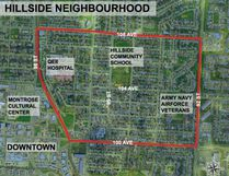 The City of Grande Prairie will host an open house on Oct. 26 at Hillside Community School to discuss with residents an area redevelopment plan. (City Submitted)