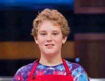 PHOTO COURTESY OF CHOPPED CANADA. High River's Ben Hagens, 13, will compete in the Food Network's Chopped Canada Junior edition on Oct. 30.