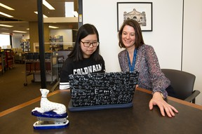 First-year students at University of Toronto can take advantage of a personal librarian program to learn how to find credible resources, how to cite and more. Submitted photo