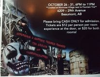 Submitted Simulation Events is hosting Fear Factory Oct. 26-31