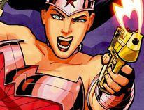 24 Hours' Sabrina Maddeaux wonders why the United Nations had to choose Wonder Woman as honorary ambassador for the empowerment of women and girls. DC COMICS
