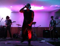 Punk band Tooth & Nail debuted at a small show held in Cold Lake last Oct. 22.