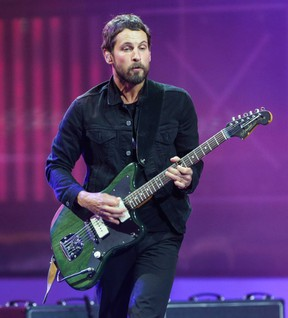 Sam Roberts Band performs at the 2014 Much Music Video Awards in Toronto, Ont. on Sunday June 15, 2014. Ernest Doroszuk/Toronto Sun/QMI Agency