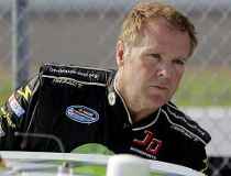 NASCAR driver Mike Wallace