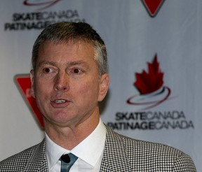 Skate Canada announced Dan Thompson, who was hired as CEO in 2013, was leaving to pursue other opportunities. (Ian MacAlpine/Postmedia Network)