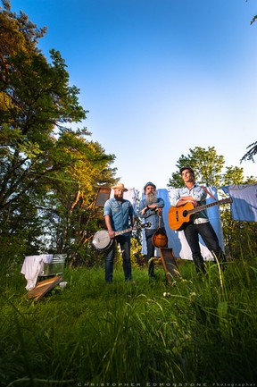 The Vancouver-based band The Washboard Union will perform on Nov. 4 at the Horizon Stage in Spruce Grove. - Photo submitted