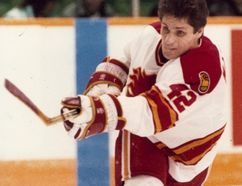Russia's Sergei Makarov, drafted by the Calgary Flames in 1983 but only allowed to play in the NHL six years later, will be inducted into the Hockey Hall of Fame in Toronto on Nov. 14. (Postmedia Network/Files)