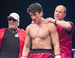 "Miles Teller in ""Bleed For This."""