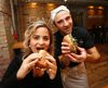 Shadnam Moier and Babak Fahmi's FAMO restaurant offers unique sandwich choices and flavours on Sherbourne St. on Tuesday, November 15, 2016. (Michael Peake/Toronto Sun)