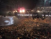 Photo of Adele concert taken with the Moto Z and using the Hasselblad Zoom mod on Oct. 7, 2016. (Victoria Revay/Postmedia Network)
