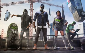 """""""Watch Dogs 2."""""""