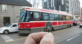 The cost to ride the TTC will increase a dime for seniors and token users under a fare hike proposal. (Michael Peake/Toronto Sun)