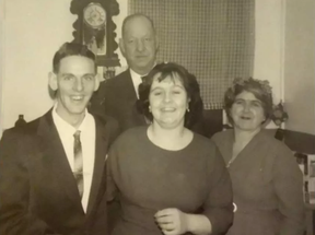 Married for over 50 years, Patricia and Garry Robertson were inseparable even in death - both died Tuesday at the Queensway Carleton Hospital. -