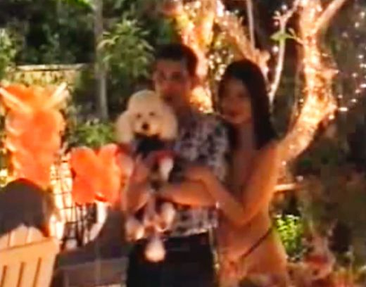 Thailand's 'Playboy Prince' had topless wife act like dog at