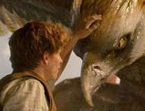 """Eddie Redmayne in """"Fantastic Beasts and Where to Find Them."""" (Supplied)"""