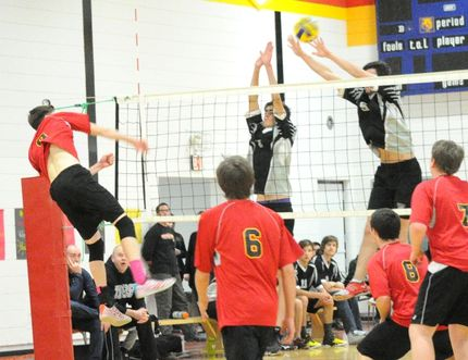 Nipawin defeated Tisdale during the regional playoffs