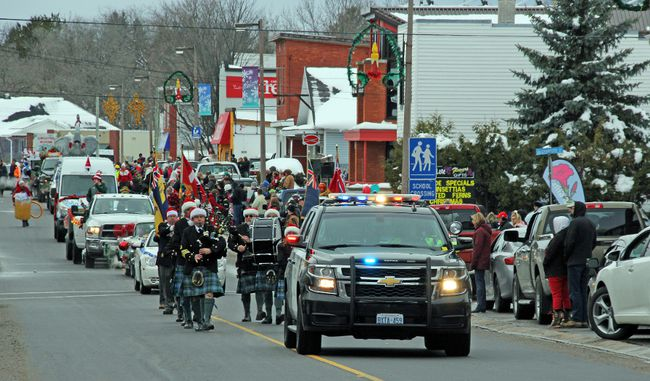 Stephen Uhler/Pembroke Daily Observer/Postmedia Network