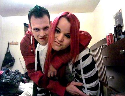 Scott Bakker, 26, and Amanda Dumont, 30, are jointly charged with criminal negligence causing death in the 2014 death of Ryker Daponte-Michaud. SUPPLIED PHOTO