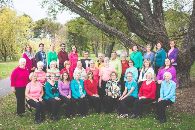 Algoma Festival Choir performs Saturday at Canadian Bushplane Heritage Centre. (Supplied Photo)