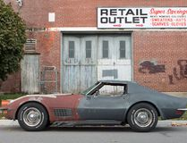 How I brought a forgotten Corvette back to life