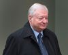 Former Laval Mayor Gilles Vaillancourt heads to the courtroom to enter his guilty plea to corruption charges Thursday, December 1, 2016 in Laval, Quebec. (THE CANADIAN PRESS/Ryan Remiorz)