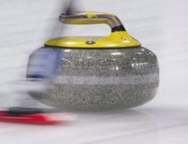 Action will be fast and furious at the Cornwall Curling Centre this weekend. File photo