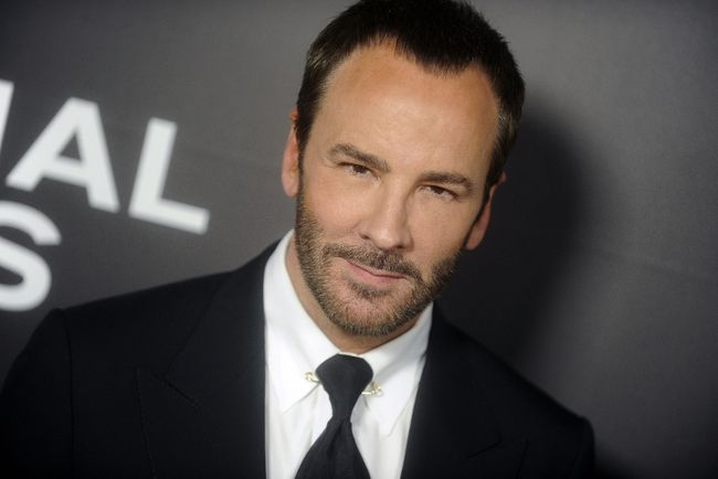 """Tom Ford attending the New York premiere of 'Nocturnal Animals' at the Paris Theater in New York City. (Dennis Van Tine/Future Image/<A HREF=""""http://www.wenn.com"""" TARGET=""""newwindow"""">WENN.COM</a>)"""