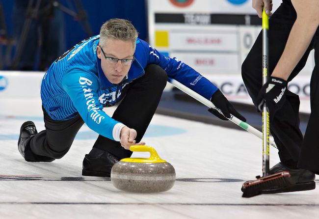 Greg Balsdon's rink will play at an Ontario Curling Tour event in Kingston this weekend. (Postmedia Network file photo)