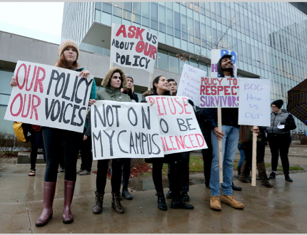 Carleton University Students - Sexual Violence Prevention Policy
