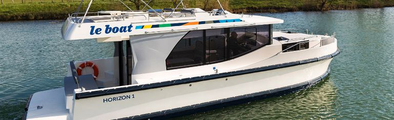 Sixteen self-skippered rental boats, such as the one pictured above, will begin operations on the Rideau Canal in 2018. The company has since announced it will also move its North American headquarters from Florida to the town of Smiths Falls.