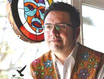 Richard Van Camp, author of a collection of short stories, Night Moves, and graphic novel Blanket of Butterflies, is Strathcona County's new Writer in Residence.