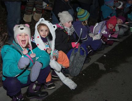 KEVIN RUSHWORTH HIGH RIVER TIMES/POSTMEDIA NETWORK. High River kids, and those from across southern Alberta, were thrilled with the Santa Claus Parade.