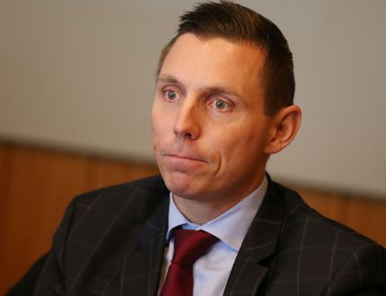 Patrick Brown, leader of the Progressive Conservative Party of Ontario. (Jean Levac/Postmedia Network)